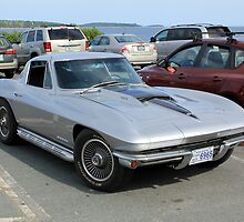 1967 Chevrolet Corvette Stingray by HALIFAXPHOTO