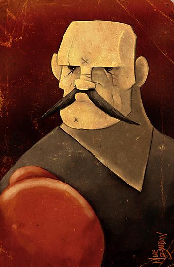 Brute by Michael Bombon