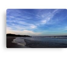 Surf-Beach Narooma Canvas Print