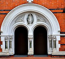 St. Mary's Chapel _ Belfast  by Shubd