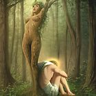 Apollo and Daphne by cgaddict