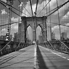 Brooklyn Bridge by DJBPhoto