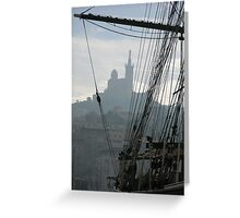 Le Vieux Port of Marseille Greeting Card