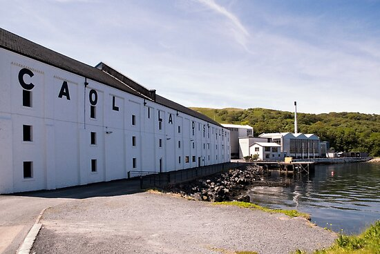 Islay: Caol Ila by Kasia-D