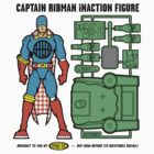 Captain RibMan InAction Figure by Captain RibMan