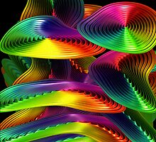 Bend Me Rainbow Beautiful by Julie Everhart