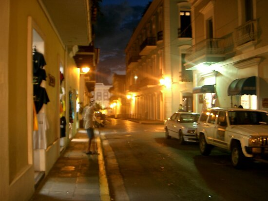 Old San Juan by BillH