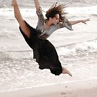 Dancer - Tilt Leap by John Englezos