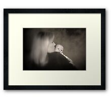 """My cup runneth over"". Framed Print"