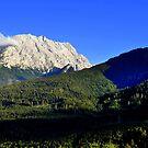 Mountain Watzmann 05. by Daidalos