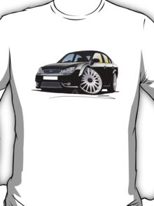 Ford Mondeo ST 220 Black T-Shirt