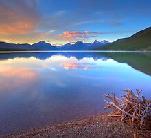 Lake McDonald, Glacier National Park by Ryan Wright
