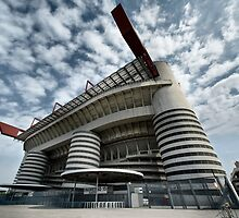 Milano Stadium - San Siro by Luca Renoldi