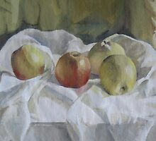 Apples by Elena Oleniuc
