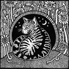 Tabbies Garden by Anita Inverarity