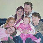 Family Portrait - Gribble by scallyart