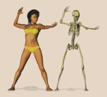 The Female Skeleton. by albutross