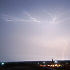 The Lightning Tree by jcahlvin