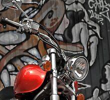 Let's Ride, Baby! by Johanne Brunet