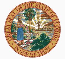Florida State Seal by GreatSeal