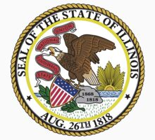 Illinois State Seal by GreatSeal