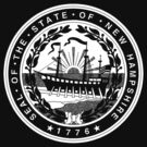 New Hampshire State Seal by GreatSeal