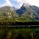 Hintersee and Hochkalter 02. by Daidalos