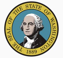 Washington State Seal by GreatSeal