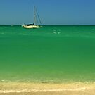 Sailing along Boca Grande by JeansViews