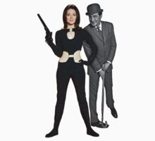 Mrs Peel...We're Needed by Geeg
