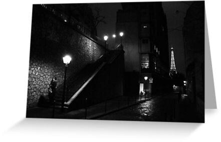 Paris - Whodunit. by Jean-Luc Rollier