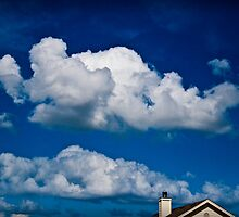 Cloudy Skys by LauraBroussard