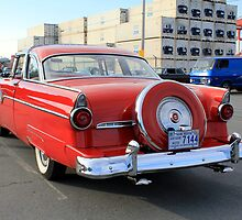 1955 Ford Fairlane by HALIFAXPHOTO