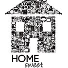 Home Sweet Home by Pip Gerard