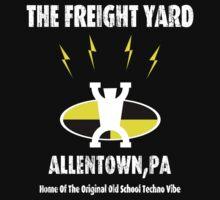 Freight Yard Old School Remix Dark by ikonvisuals