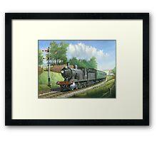 British Railways T9 4.4.0 Framed Print