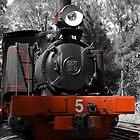 Steam Loco by Simon  Thomas