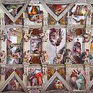 Sistine Chapel by kuntaldaftary