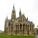 Cathdrale Notre-Dame de Bayeux by Hans Kool