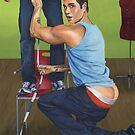Size Matters, Starring Jack Mackenroth by Paul Richmond
