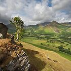 Derwent Fells From Catbells by SteveMG