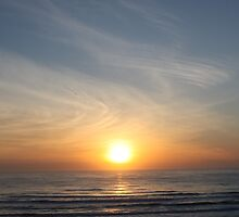 Daytona Beach Florida  Sun and Sea by eoconnor