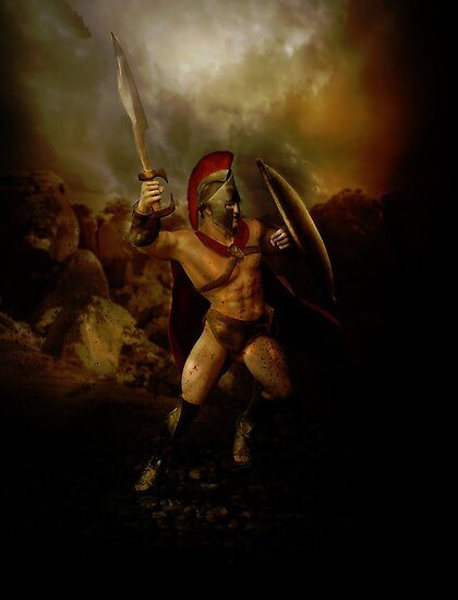 Thermopylae by InertiaK