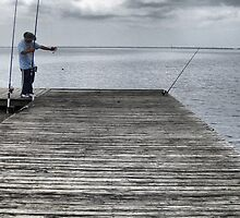 The Fisherman by SharonAHenson