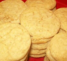 Pumpkin Spice Latte Mix Cookies by BabyBundtCake