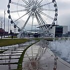 Middlesbrough wheel by robwhitehead