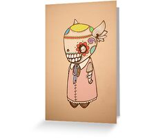 suger Greeting Card
