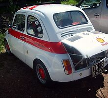 "FIAT ""695"" (500) ABARTH  by sstarlightss"