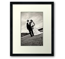 Lovestrong Framed Print
