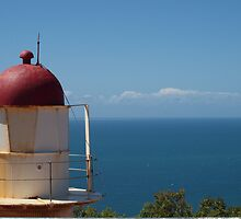 Cooktown Lighthouse by Fiona Allan Photography